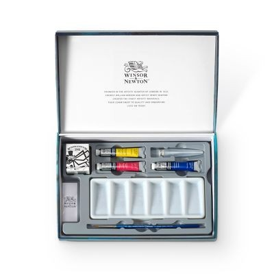 Winsor & Newton Cotman Watercolour Postcard Gift Collection