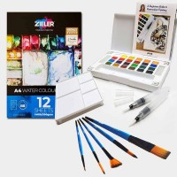 Zieler Watercolour Starter Bundle
