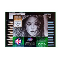 Zieler Artists Pencil Sketching Set