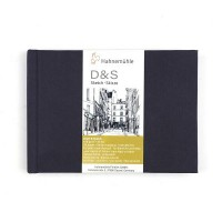 Hahnemuhle D&S Hard Back Sketch Book