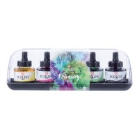 Ecoline Liquid Watercolour Ink Primary Set 5 x 30ml