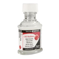 Daler Rowney Matt Varnish