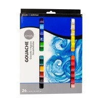 Simply Gouache Paint Set 24 x 12ml