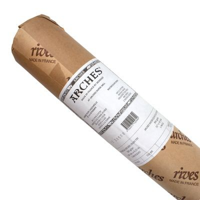 Arches 356gsm (156lb) Watercolour Paper Roll