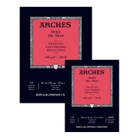 Arches Huile Oil Painting Paper Pads