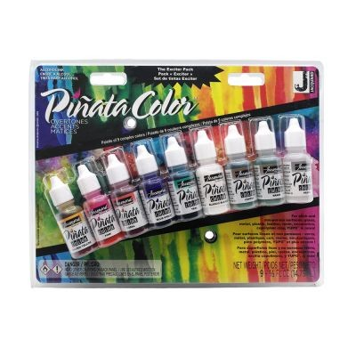 Jacquard Pinata Alcohol Ink Overtones Exciter Pack