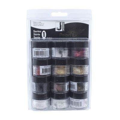 Jacquard Pearl Ex Powdered Pigments Series 1 Set