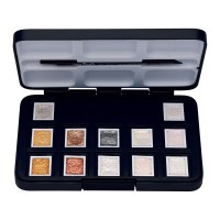 Van Gogh Watercolour Paint Speciality Colours Pocket Box