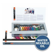 Cobra Artist Water Mixable Oil Colour Gift Set