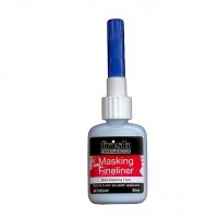 Frisk Blue Masking Fluid Fineliner 30ml