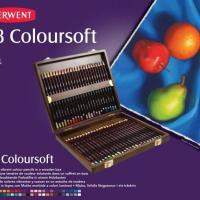 Coloursoft 48 Wooden Box Set