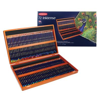 Derwent Inktense 72 Wooden Box Set