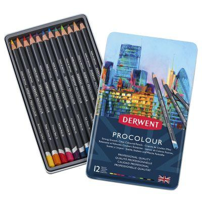 Derwent Procolour Pencil Tins