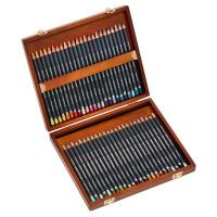 Derwent Procolour 48 Wooden Box Set