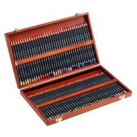 Derwent Procolour 72 Wooden Box Set