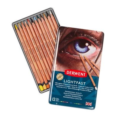 Derwent Lightfast Pencil Tins