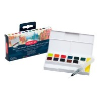 Derwent Inktense Paint Pan Travel Set No 2