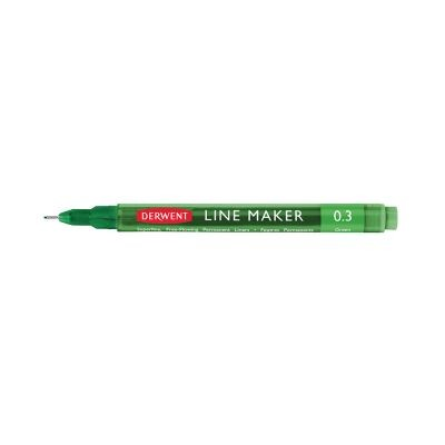 Derwent Line Maker Coloured Pens