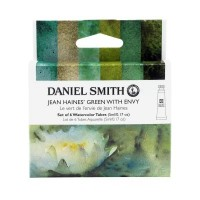 Daniel Smith Watercolour Jean Haines Green with Envy Set