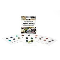 Daniel Smith Watercolour Mineral Marvels 36 Dot Card Set