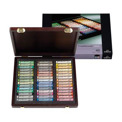 Rembrandt Soft Pastels - Landscape Selection Box