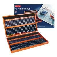 Derwent Watercolour Pencil 72 Wooden Box Set