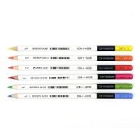 Koh-I-Noor Dry Highlighter Pencils Pack of 6