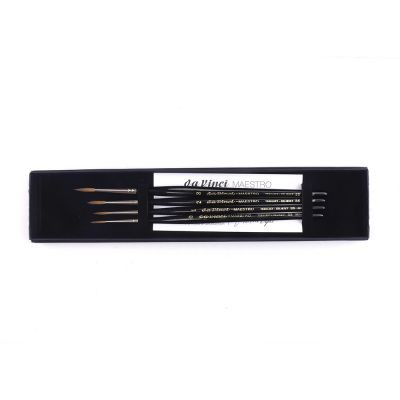 Da Vinci Maestro Kolinsky Series 35 Sable Brush Set
