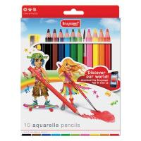 Bruynzeel Aquarelle Pencils Set of 10