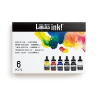 Liquitex Acrylic Ink - Essentials Set