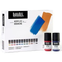 Liquitex Acrylic Gouache Essentials Set