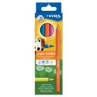 Lyra Super Ferby Neon Pencils Set of 6