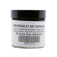 Japan Oil Gold Size Adhesive