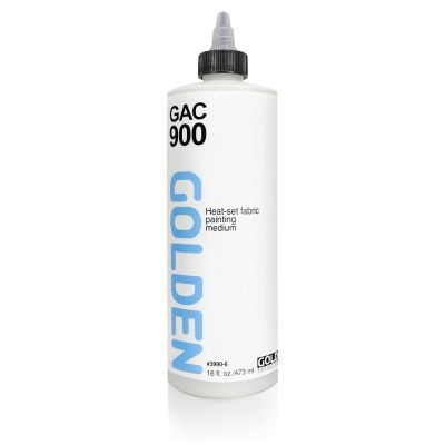 Golden GAC 900 Heat Set Fabric Painting Medium