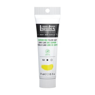 Liquitex Heavy Body Cadmium-Free Acrylic 59ml Tubes