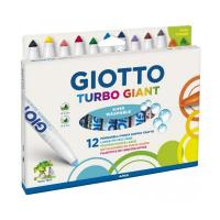 Giotto Turbo Giant Fibre Pens Box of 12