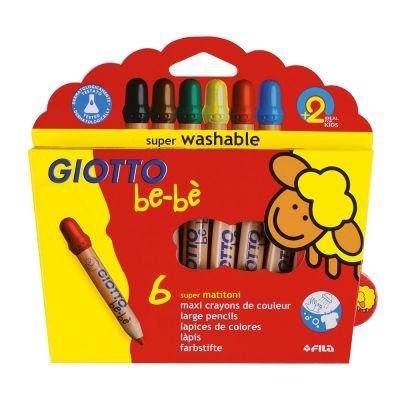 Giotto Be-be Super Large Pencil Sets
