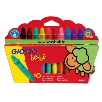 Giotto Be-be Supercrayons Set of 10