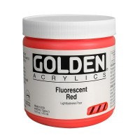 Golden Heavy Body Acrylic Colours 473ml Tubs