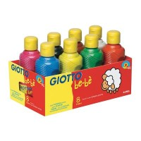 Giotto Be-be Super Paint Pack of 8