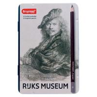 Bruynzeel Dutch Masters 12 Graphite Pencil Set