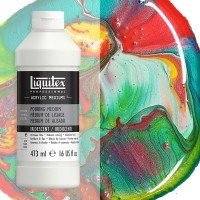 Liquitex Iridescent Pouring Medium