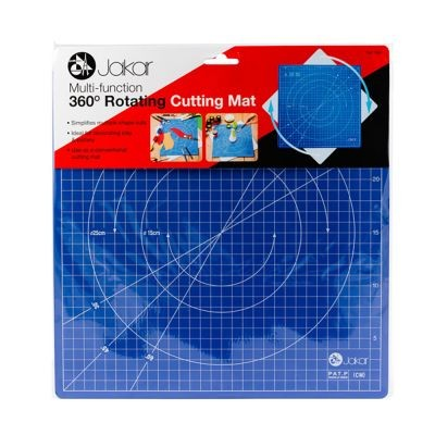Jakar Multi-Function 360 Degree Rotating Cutting Mat