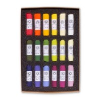 Unison Soft Pastel Botanical 18 Set