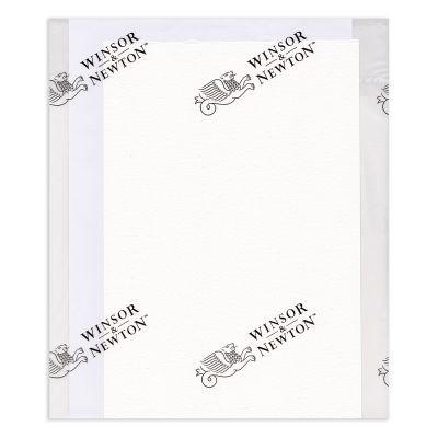 Winsor & Newton Professional Watercolour Paper Sample