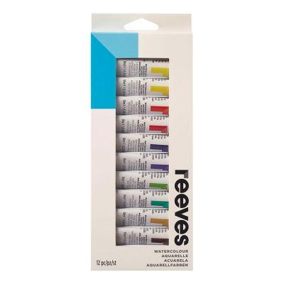 Reeves Watercolour 12 x 10ml Set