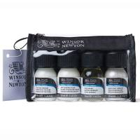 Winsor & Newton Watercolour Medium Set (4 x 30ml bottles)