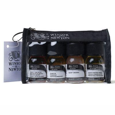 Winsor & Newton Oils Medium Set