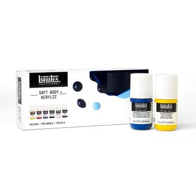 Liquitex Soft Body Mixing Set