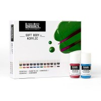 Liquitex Soft Body Essentials Set